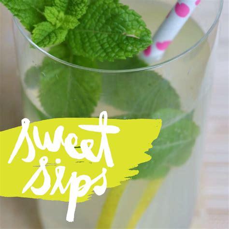 limonata fatta in casa limonata fatta in casa con la menta fresca babygreen