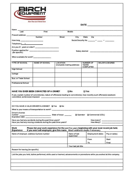 forms documents credit application donation request