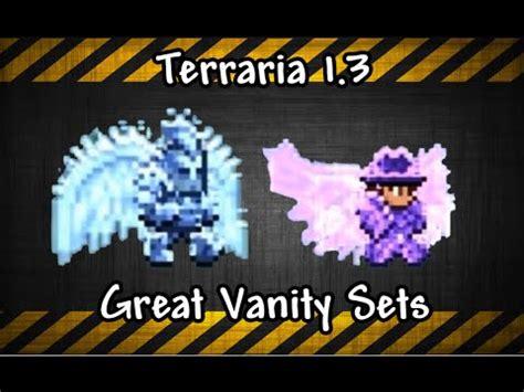 terraria 1 3 great vanity sets