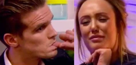 is this what charlotte crosby did to gary beadle s hair watch charlotte crosby admits it s always been gaz in