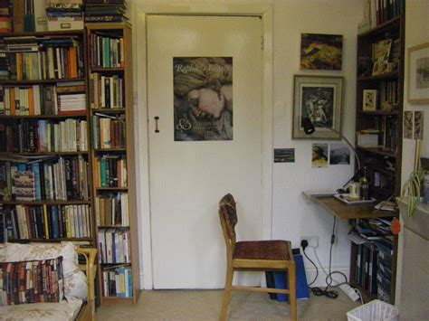 write room writers rooms catherine fisher wales arts review
