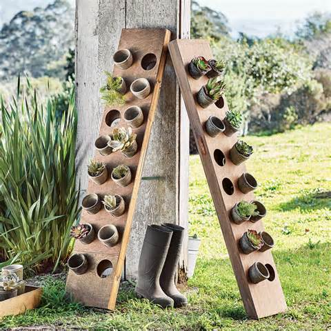 vertical garden herb planter the green