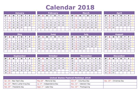printable calendar 2018 time and date 2018 calendar with holidays us uk canada australia