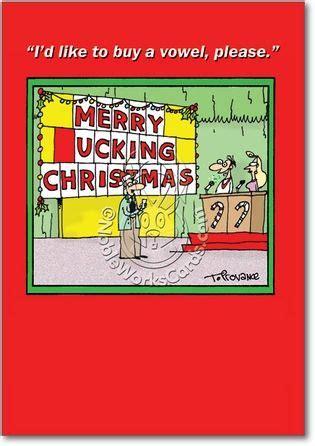 buy  vulgar christmas card   friend     hint christmas cards christmas