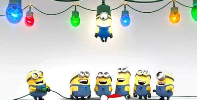minions hype up the holiday in new despicable me 2 teaser