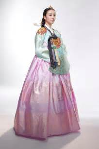 teatree korean traditional dress hanbok