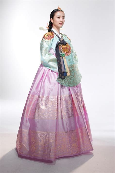 Dress Korea teatree korean traditional dress hanbok