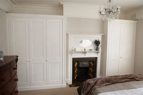 Fitted Bedroom Shaker Wardrobes Bespoke Furniture Built In Bedroom Furniture