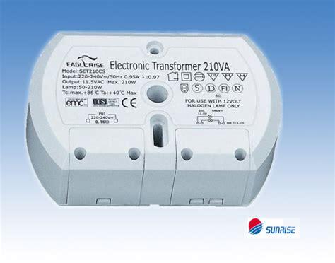 Transformer For Lv Halogen Ls by Set210cs Eet210ck Eaglerise Halogen Transformer 11 5v