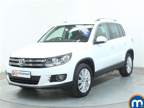 Used Volkswagen Tiguan For Sale by Used Vw Tiguan Cars For Sale Second Nearly New