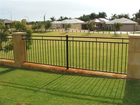 Backyard Fence Styles by Exterior Glamor Backyard Fence Design Ideas Featuring