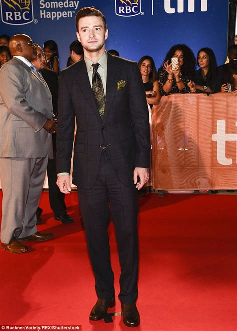 Justin Timberlakes Jt Tv Soon Will Be Coming Your Way by Justin Timberlake Goofs Around At Tiff Premiere Of His