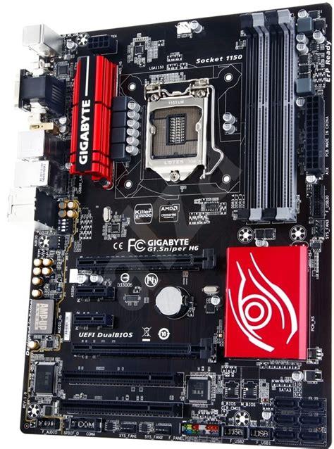 Gigabyte G1 Sniper H6 gigabyte g1 sniper h6 motherboard alzashop
