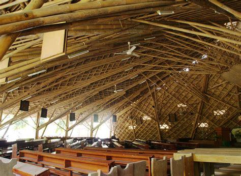eugenius pradipto bamboo church