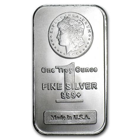 1 oz silver bar design new 1 oz silver bars - 1 Ounce Silver Bar