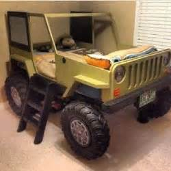 Bed Jeep Jeep Bed Furniture Wood Projects