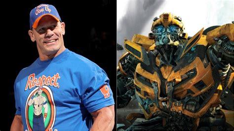 Film John Cena | how the bumblebee movie could change john cena s