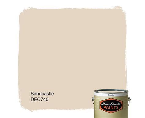 dunn edwards paints paint color sandcastle dec740 click for a free color sle dunnedwards