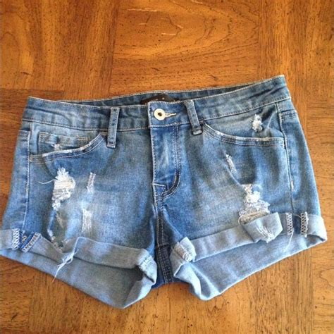 Ripped By Maritza klique b s a l e klique b ripped shorts from