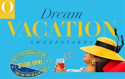 Oprah Com Sweepstakes - oprah com omagazine 100 000 cash spectacular sweepstakes sweepstakesbible