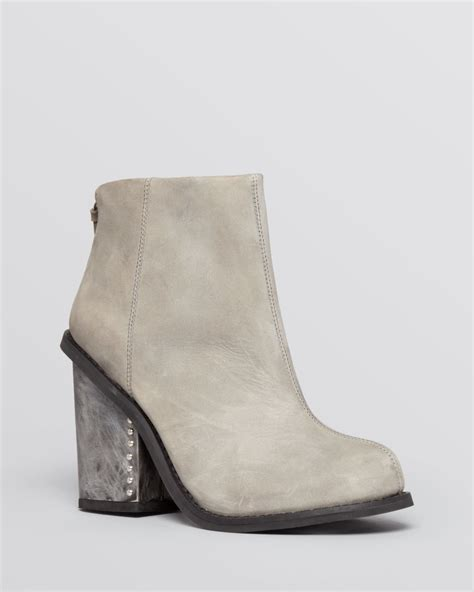 jeffrey cbell high heels grey high heel booties 28 images grey booties high
