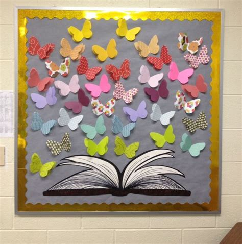 best 25 reading bulletin boards ideas on