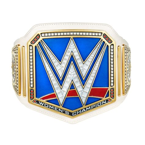 wwe smackdown womens championship replica title wwe us