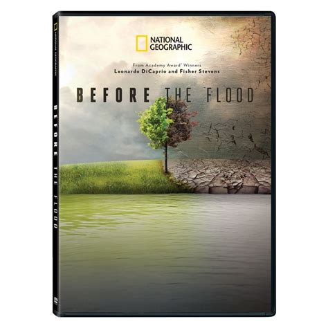 the before before the flood dvd national geographic store