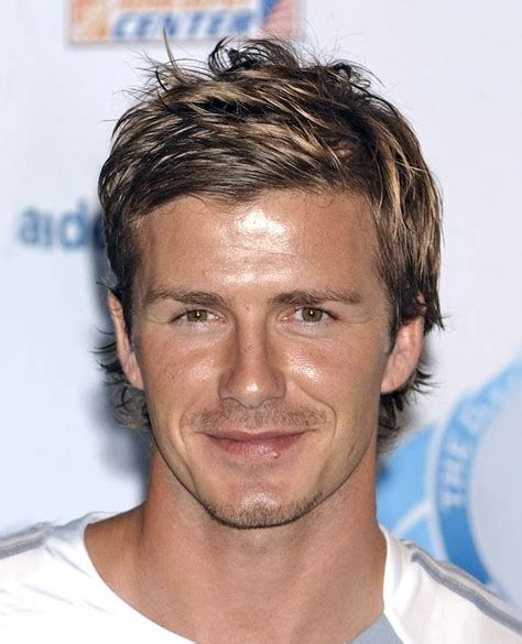 casual hairstyles male david beckham casual short hairstyle for men hairstyles