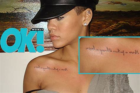 rihanna tattos rihanna egyptian tattoos