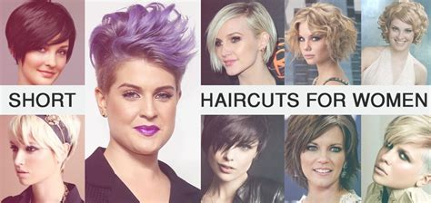 short hair cuts for women that will give their hair volume short haircuts for women to give a trendy look
