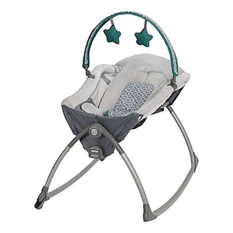 vibrating baby seat walmart buy graco 174 lounger rocking vibrating seat in