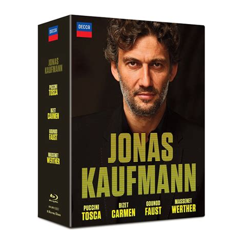 Chanelly Tosca 4 In 1 jonas kaufmann quot tosca faust werther quot