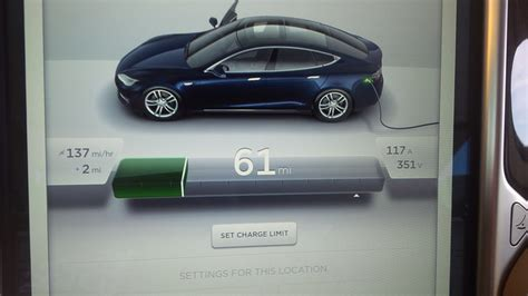 Tesla S Charging Review Tesla Model S Chademo Adapter