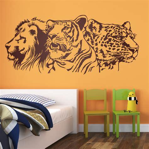 Stickers Murali Gatti adesivi murali con animali stickersmurali