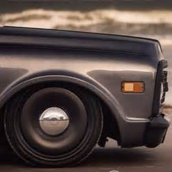 72 Chevy Truck 20 Wheels C10 With 20 Quot Steelies Detroit Steel Wheels Detroit