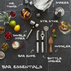 Bartender Supplies Image Gallery Bartender Tools