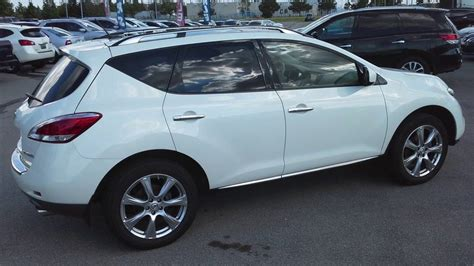 2014 Nissan Murano Platinum For Sale