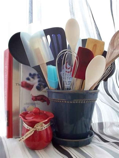 kitchen utensil holder ideas 25 best ideas about kitchen utensil holder on pinterest