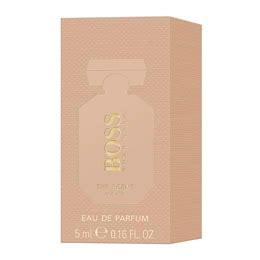 Hugo The Scent For Edp 5ml Mss hugo femme eau de parfum spray 75ml feelunique
