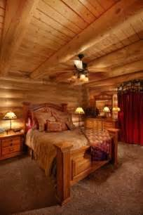 25 best ideas about log cabin bedrooms on log