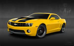 Bumblebee Chevrolet Wallpapers Bumblebee Camaro