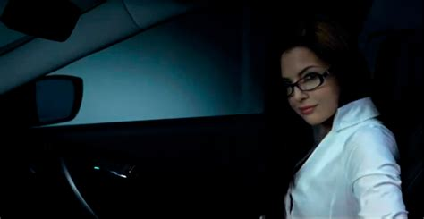 who is the hot girl in the hyundai commercial grandeur hg 4d commercial features hot girl autoevolution