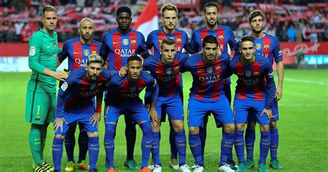 barcelona players barcelona xi player by player guide to luis enrique s