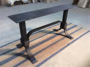 Ohiowoodlands coffee table base steel coffee table legs accent table