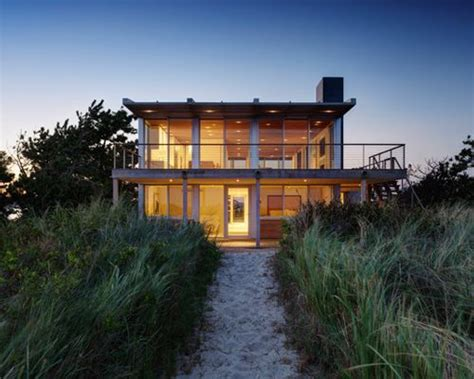 modern beach houses modern beach house houzz