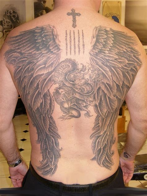 guardian angel tattoos for men designs 25 tattoos ideas to rediscover your strength the