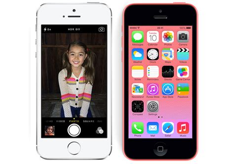 iphone on sale apple s iphone 5s and 5c go on sale today