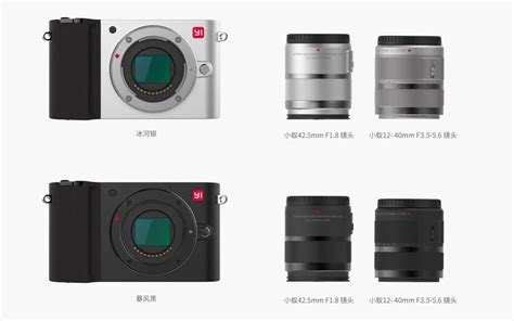 xiaomi xiaoyi tutorial xiaomi backed xiaoyi unveils the m1 mirrorless camera