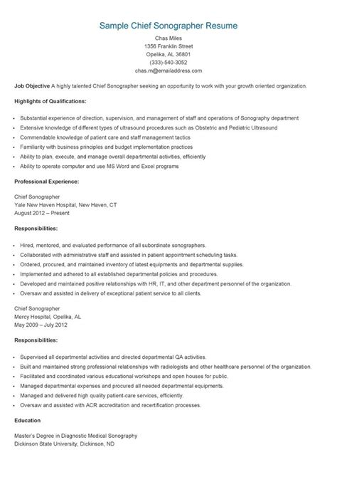 Resume For Ultrasound Application Specialist 17 Best Images About Resame On Skin Care